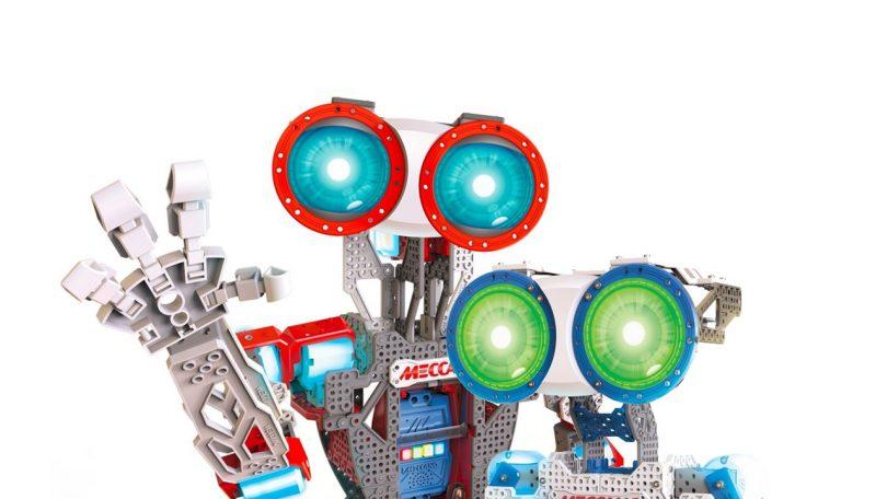 Meccanoid robot 2.0 Meccano