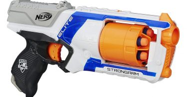 Nerf Elite Strongarm XD