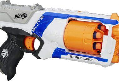 Nerf Elite Strongarm XD