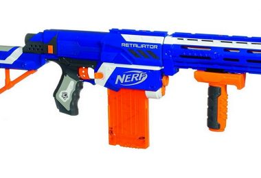 Nerf Elite Firestrike XD