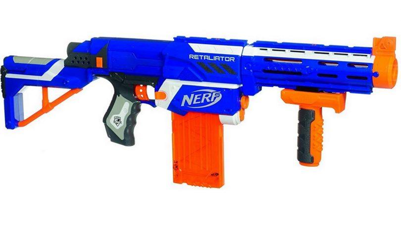Nerf Elite Firestrike XD